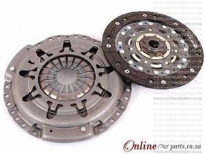 Ford Focus II 2.0 16V 05-11 AODA AODB AODE 107KW 228mm 23 Spline Clutch Kit