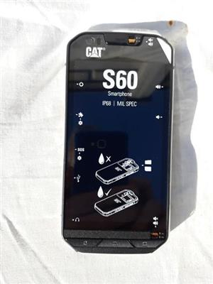 CAT S60 phone