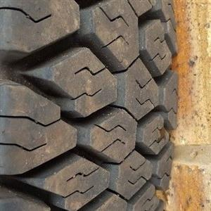 3 Goodyear tyres for sale in good condition