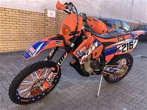 2007 KTM 450