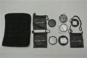 PolarPro Lens and Filter Kit Fits Hero4 / Hero3