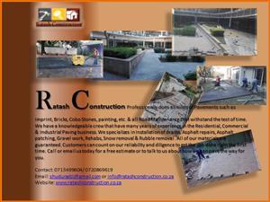 Ratash construction