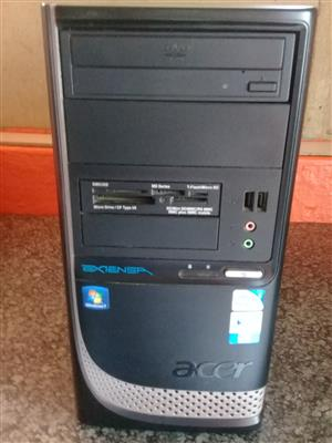ACER Core i3 (quadcore) 3.6ghz 8th Generation