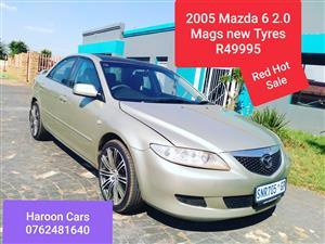 2006 Mazda 6 Mazda 2.0 Active