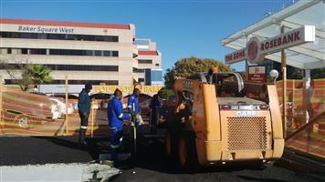 Paving Surfaces in Gauteng