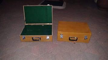 2 Hout kaste
