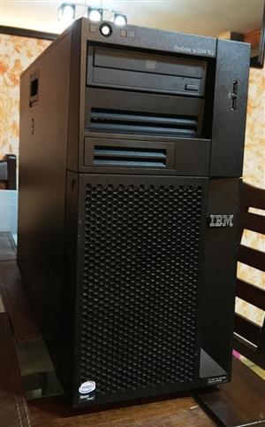 M2 Server IBM X3200
