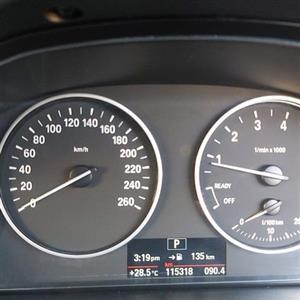 2012 BMW 3 Series sedan 330d M SPORT A/T (G20)