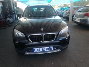 2015 BMW X1 sDrive18i Sport Line