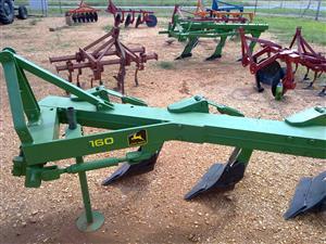 John deere 160 plough