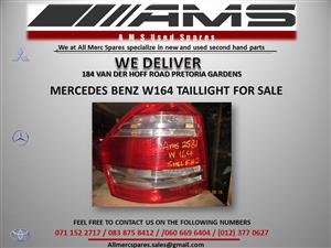 MERCEDES W164 TAILLIGHT