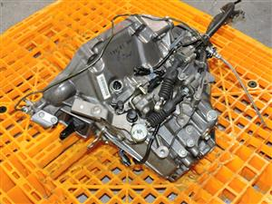 Honda Accord / Acura TSX K24A 2.4L AST5 6-Speed Manual Transmission