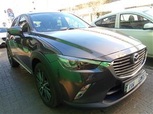 2017 Mazda CX-3 2.0 Individual auto