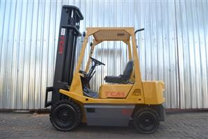 TCM FG25 Forklift For Sale (Used)