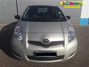 2009 Toyota Yaris 1.3 T3 5 door