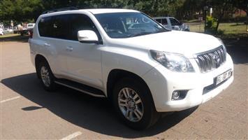 2013 Toyota Land Cruiser Prado 3.0DT VX