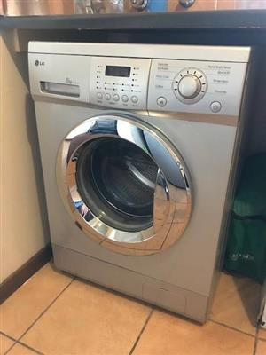 Washing Machine LG 8kg