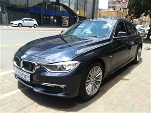 2015 BMW 3 Series 320i Luxury auto