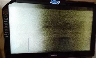 50inch flat screen samsung for sale.