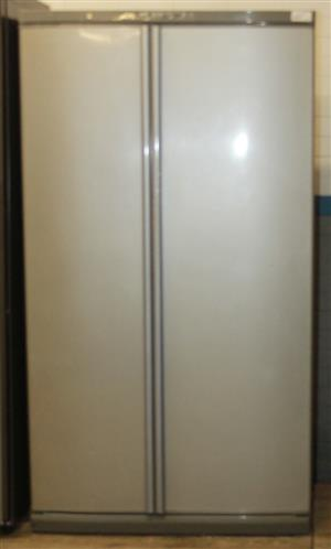 Defy double door fridge S029534a #Rosettenvillepawnshop