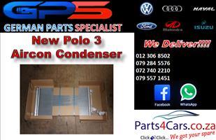 New VW Polo 3 Aircon Condenser for Sale