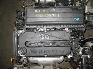 KIA Engines for sale