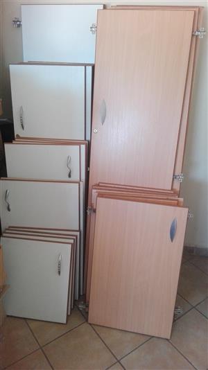 Cupboard Doors in Supawood