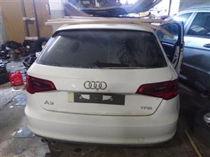 2015 Audi A3 stripping for spares by K&M motor spares