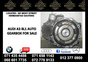 Audi A3 gearbox used for sale