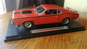 1:18 Muscle Car models