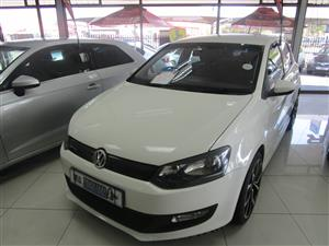 2013 VW Polo 1.2TDI BlueMotion