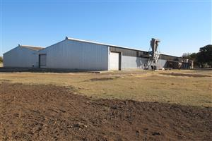 Klerksoord Industrial Warehouse For Sale