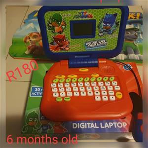 Digital laptop for sale