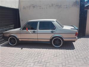 1980 VW Jetta 1.8T R