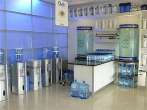 WATER BAR SYSTEM