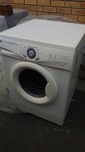 LG Washing Machine.