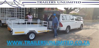 UTILITY TRAILERS 2800 X 1500 X 900