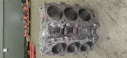 Hyundai Tucson/ Tiburon/ Santa Fe 2.7 G6BA V6 petrol engine block for sale!