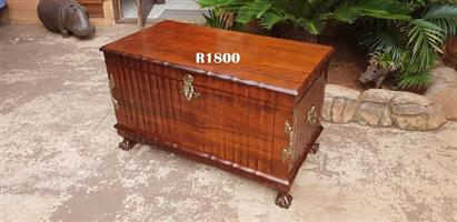 Linen chest for sale