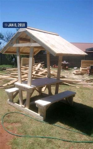 Adults n kids benches for sale