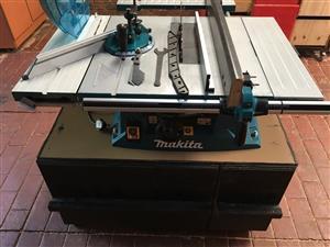 Makita LT100 Table Saw for sale