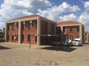 HEUWELSIG OFFICE ESTATE: SMAAL OFFICE SPACE FOR SALE IN CENTURION!!