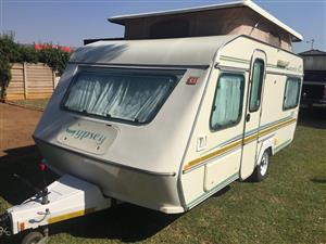 Gypsey Caravette 6 B 1995 Caravan