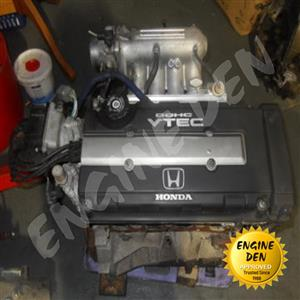 HONDA 1.6 16V VTEC B16A USED ENGINE P.O.A