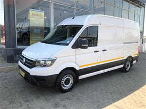 2018 VW Crafter
