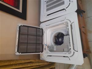 Hot Deal for Dunham Bush Cassette Inverter's used for sale...