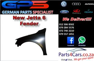 New VW Jetta 6 Fender for Sale