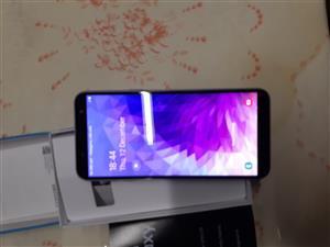 Samsung j6 for sale plus free dex pad