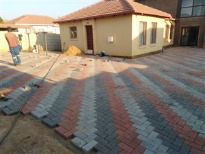 Pavement Bricks For Sale, Paving Service (Contractor)