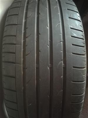 255/55/R18 Bridgestone tyres for sale R1000 for 4